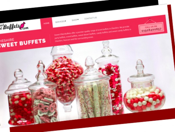 Sweet Filled Buffets