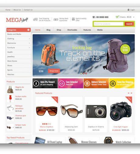ecommerce website design rochdale wordpress