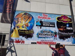 Large Banner Design